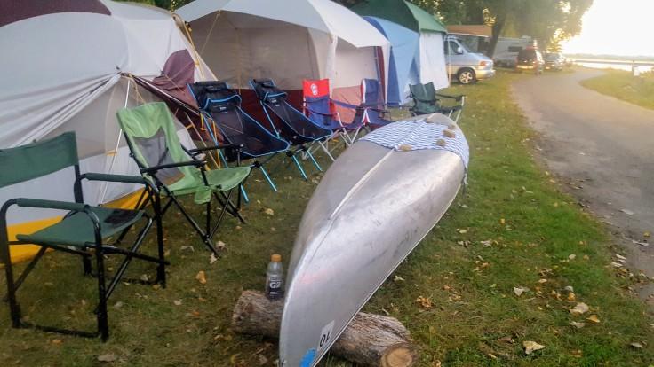 canoetable